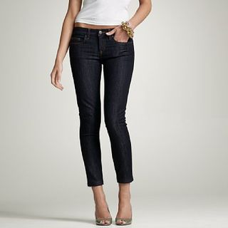 J Crew Matchstick Ankle Jeans