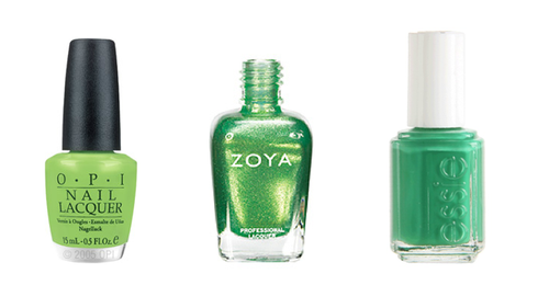 Greennailpolish