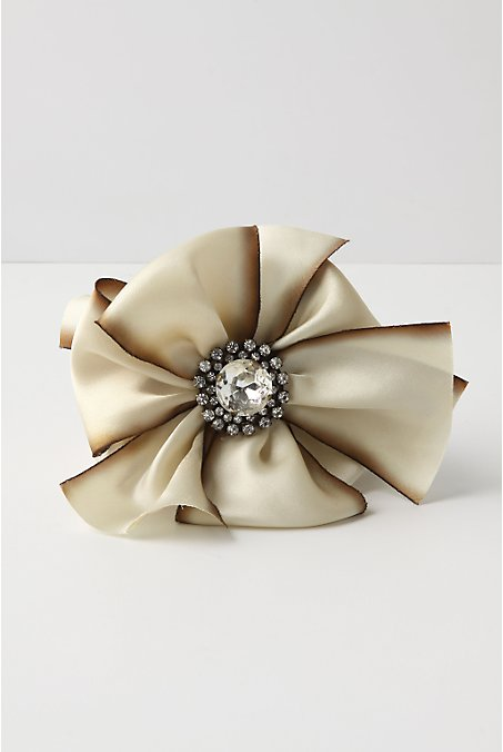 Anthropologie Toasted Meringue Cuff