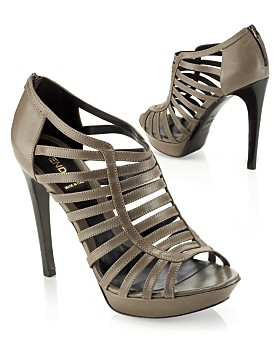 Fendi High Heel Gladiator Sandal