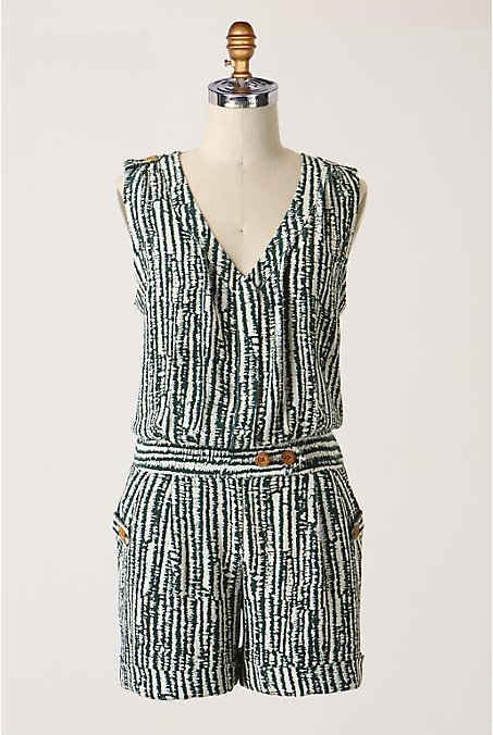 Anthropologie Warm Season Romper - $118