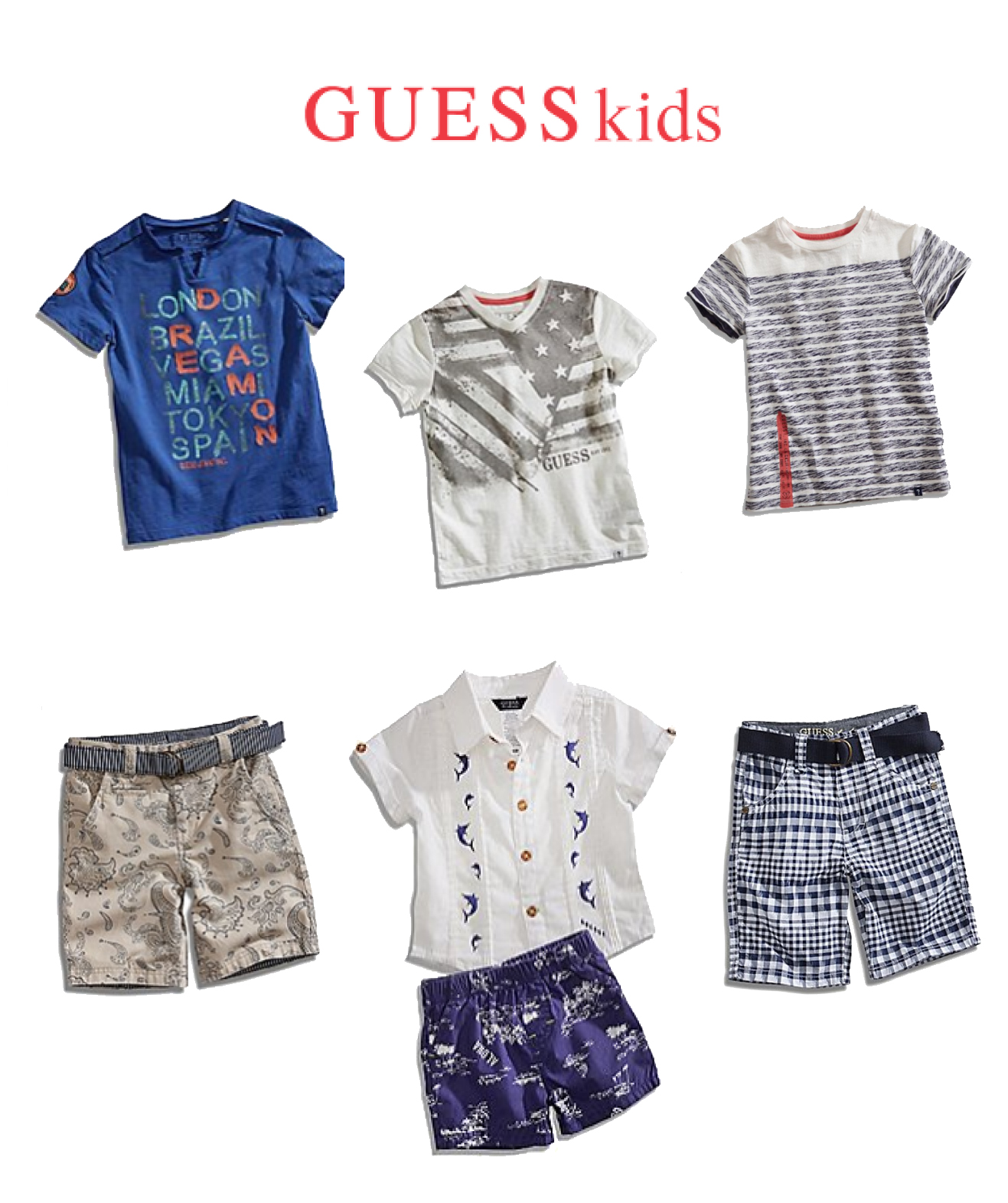 Kid s Brand Spotlight Guess Kids The Mom Edit