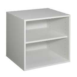Contemporary Childrens Decor - Closetmaid Cube Shelf