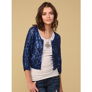 Free People Pop Star Cardigan