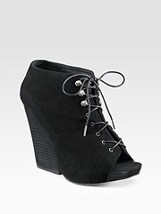 Dolce Vita Calista Lace Up Ankle Bootie