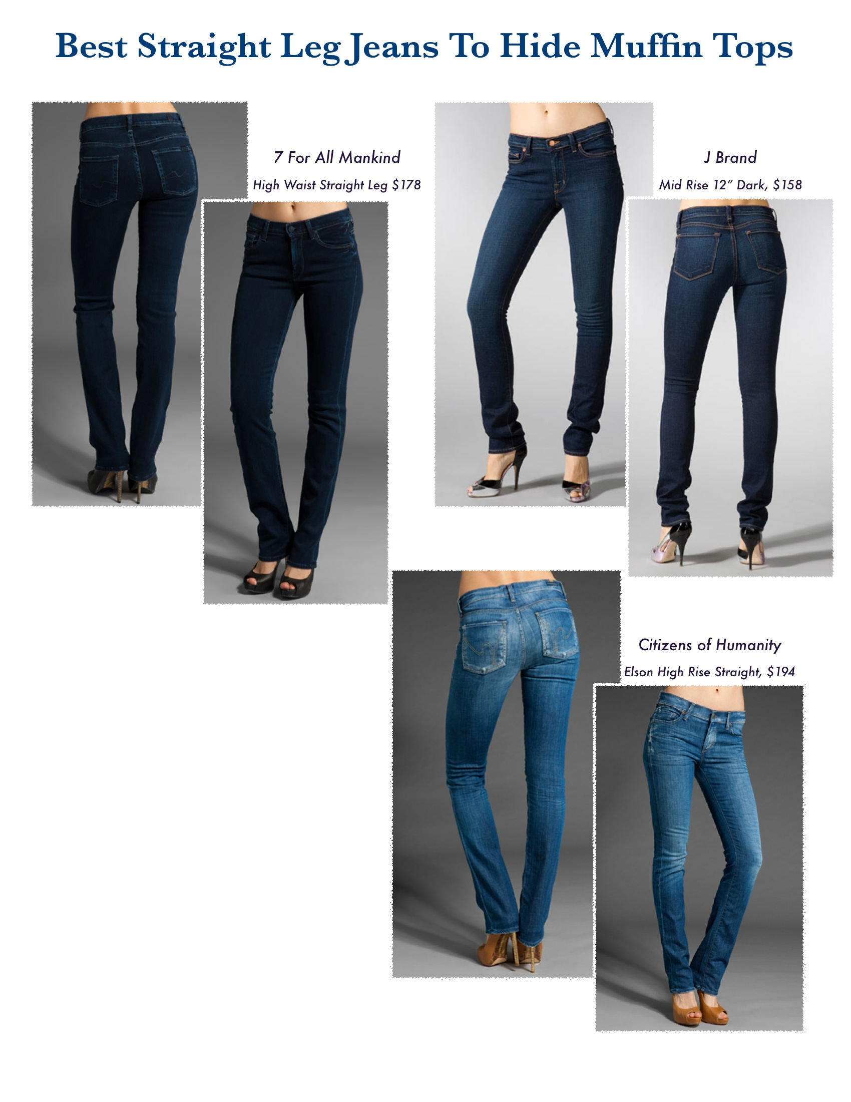 The Skinny on Skinny Jeans: The Best Styles for Moms From Revolve ...
