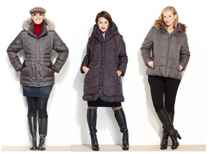 Stylish Winter Coat Options For Pregnant Mamas (Hint: They're Not