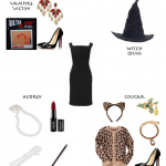 Four Costume Ideas Based on A LBD (For the Procrastinating Mom)