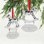 Best First Christmas Ornaments for Baby