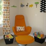 Modern Nursery Design – A Mod Toddler Room