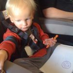 Airplane Travel Made Easy – Ditch the Carseat for a CARES Harness