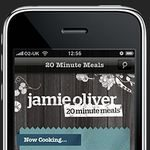 Eating: Jamie Oliver's 20-Minute Meals iPhone App