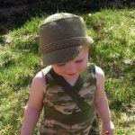 DIY Option for Cool, Winter Hats For Kids