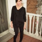 Styling An All-Black Outfit (Including the LBD) For Holiday Parties