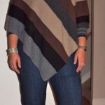 What Moms Wear:  Amy's Fabulous, Flattering Poncho