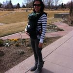 Mom Street Style:  Gwen's Babywearing, Spring Transition Outfit (And Upcoming Giveaway Info…)