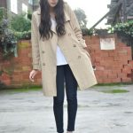Spring Momiform Inspiration:  Two Takes on the Trench