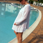 Cover Up In Style – Six Ways to Look Great at the Pool or Beach