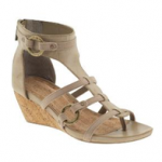 Round-Up: Mom-Friendly Sliver and Demi Wedge Sandals