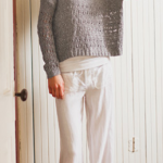 Mom-Drobe Inspiration:  Long, Linen Pants (For Hiding Veins and Stretch Marks While Staying Cool)