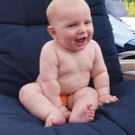 'Cause No One Wants To Swim With Your Kid's Poop (even if your kid is really, really cute)
