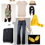 Mom Street Style:  Cool Grandma At the Airport