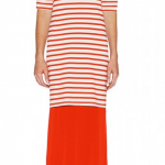 Shop Your Closet:  Layer a Short Dress Over a Maxi