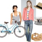 Mom Street Style | Hipster Cruiser Mom