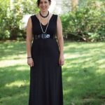 Reader Q | Can A Pregnant Mama Wear a Casual Maxi Dress To A Wedding?