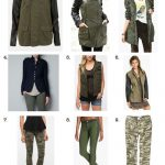 Shopping:  Military Pieces and Offbeat Sweaters