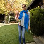 Mom Street Style:  Erin's Ankle Boots and Skinnies