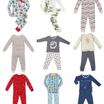 Modern, Sophisticated Sleepwear…For Kids?  Wah.  I Want Some.
