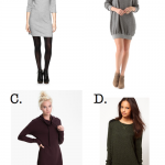 Shopping:  Sweatshirt Dresses