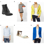 Shopping:  6 Fab Pieces From Piperlime's 20% Off Sale