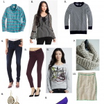 Mom Street Style:  Annika's Perfect 10 for Late Winter / Early Spring