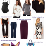 A Maternity Workwear Capsule Wardrobe For Spring (and an ASOS Giveaway)