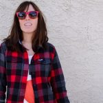 Buffalo Plaid Work Shirts….I'm In (And Channeling My Mother)