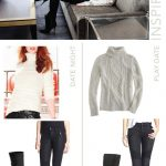 Styling Big, Cozy Sweaters: Two Ideas To Try