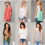 Six Free People Beach Tops, Perfect For Mamas (Pooch Hiding and/or Nursing, Too)