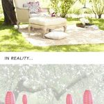 Outdoor Reading Nook Inspiration…and Shoppable Reality