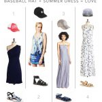 Shopping: Baseball Hats and Summer Dresses
