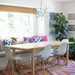 Pinterest To Shoppable Reality: A Boho Modern Dining Room (With a #creativetable space)