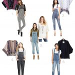 Shopping: Overalls + Kimonos