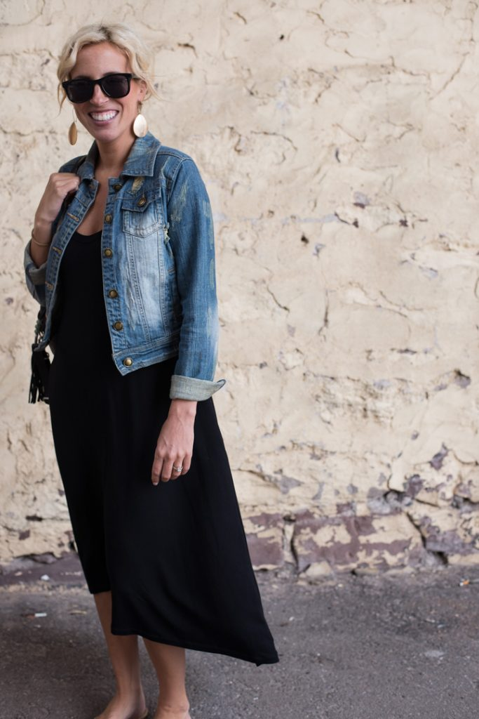 post-partum-maxi-dress-denim-jacket-2