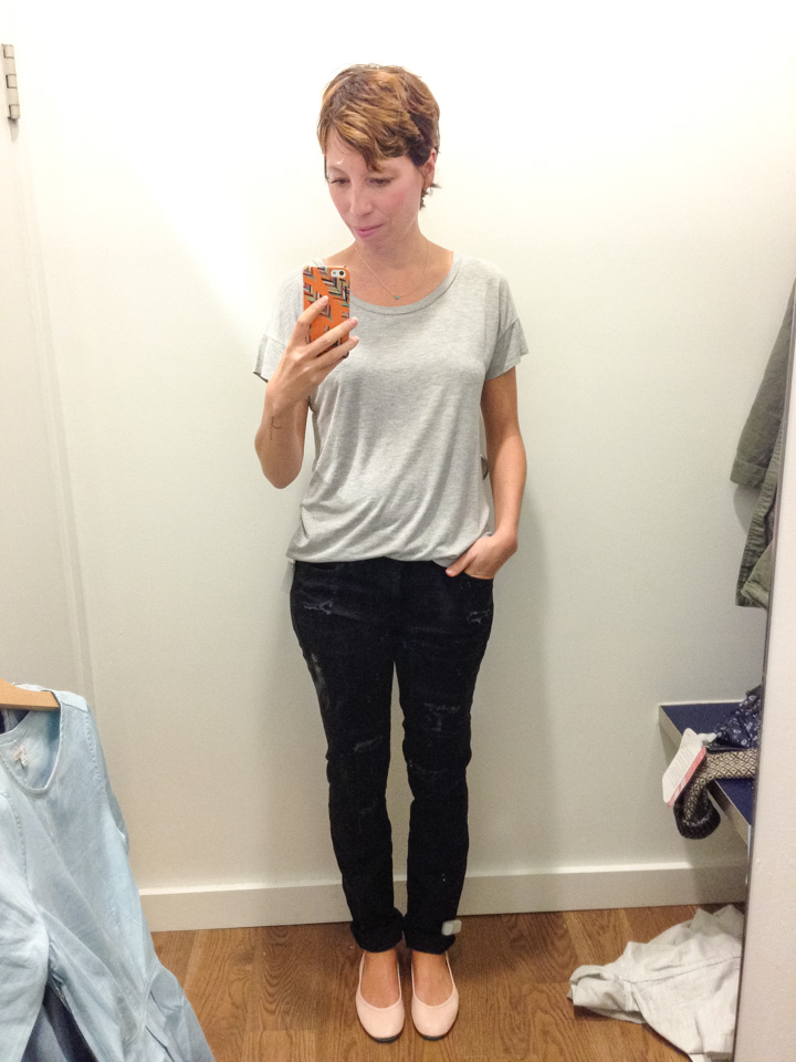 gap-black-distressed-jeans-tee