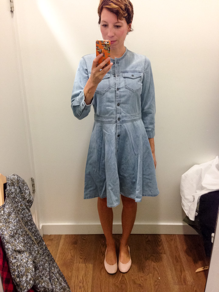 gap-dress-dressingroomselfie-8