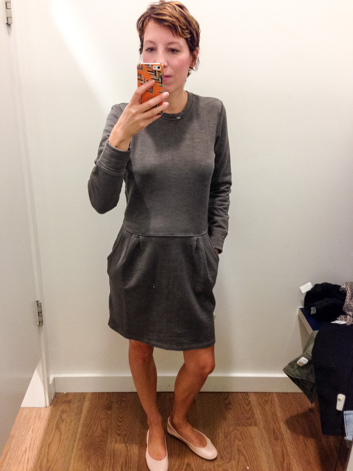 gap-dressingroomselfie-dress
