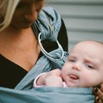 My Go-To Babywearing Outfits And Thoughts on The Sakura Bloom Baby Carrier