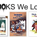 Nostalgic But Awesome Kid's Books for Halloween (And I'm Pretty Sure One Of These Is Supposed to Be A Joke)