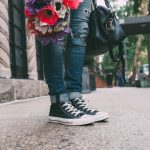 What I Wore In NYC  (Hello, Converse Hightops)
